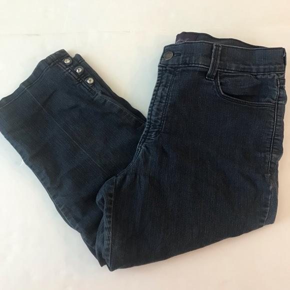 NYDJ Denim - NYDJ Capri/Crop Jeans Size 10